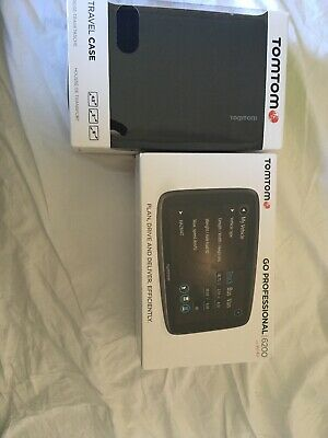 tomtom go 6200 sat nav/ Travel Case