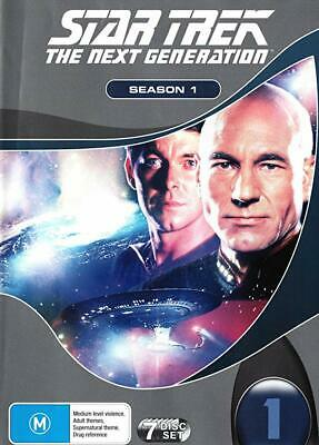 Star Trek the Next Generation: The Complete Season 1 DVD
