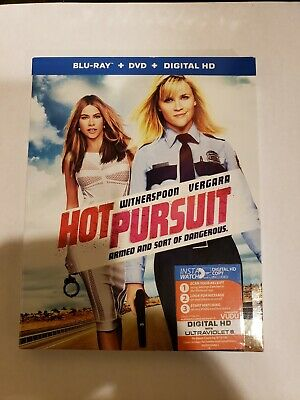 Hot Pursuit [New Blu-ray] With DVD, Ac-3/Dolby Digital, Digitally Mastered In