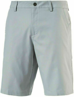 NWT Puma Golf Men's Essential Pounce Shorts Quarry Gray You Pick Size MSRP $65