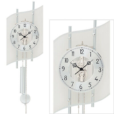 Ams 51 Home Watch Mechanical Pendulum Living Room Clock Strike on Bell 712