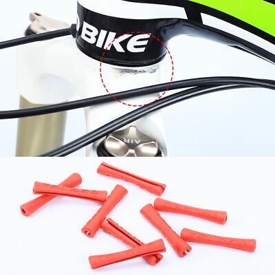 Mountain Bike Rubber Line Pipe Sleeve Bicycle Cable Protector Shift Brake