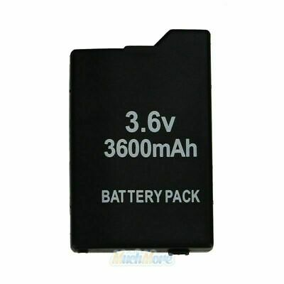 3600mAh Rechargeable Replacement Battery for Sony PSP Slim 2000 2001 2006 3000
