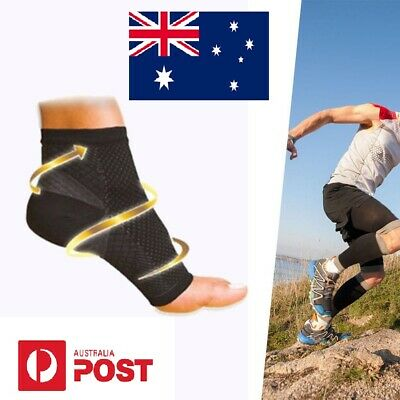 Compression Socks for Plantar Fasciitis Pain relief Ankle Support Open Toe Socks