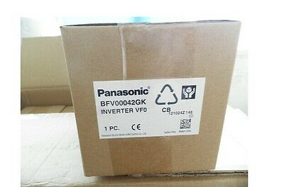 1Pcs Inverter Bfv00042gk 0.4Kw 220V Panasonic Plc Module New