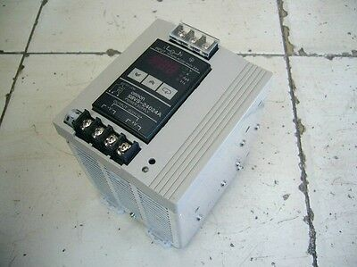 Used OMRON S8VS-24024A Power Supply Tested