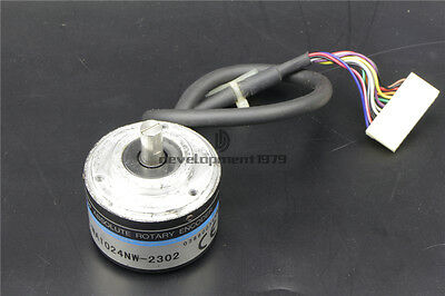 1PC Used KOYO Absolute Rotary Encoder TRD-NA1024NW-2302