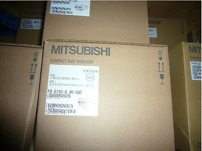 New Mitsubishi Fr-D740-0.4K-Cht Plc In Box