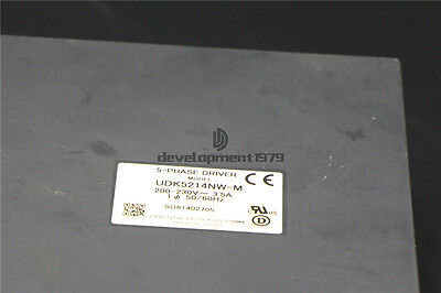 ORIENTAL UDK5214NW-M Motor VEXTA 5-PHASE DRIVER Tested