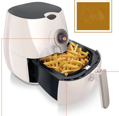 Korean Style Multifunction Household No Soot 800g 1425W Electric Non Oil Fryer