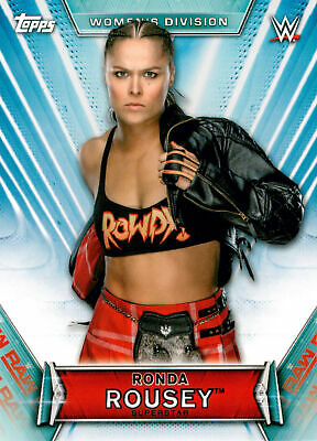 2019 Topps WWE Women's Division Complete Hobby MASTER Set 135 Cards Base Inserts