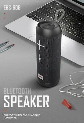 Altoparlante Wireless Bluetooth Impermeabile IPX6 15 Ore Portatile Speaker TWS
