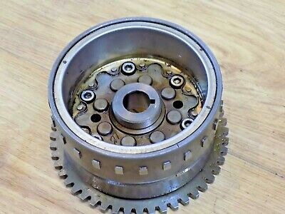 GILERA FUOCO 500 ie STARTER CLUTCH AND FLYWHEEL MAGNETO