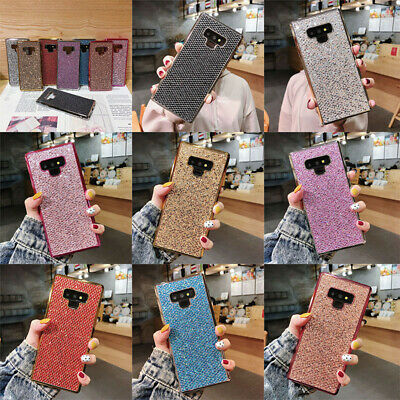 Bling Glitter Silicone Gel Case For Huawei P30 P20 Lite Pro Mate 20 P Smart 2019