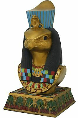 Pacific Giftware Egyptian Horus Bust Resin Statue