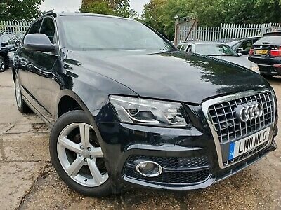 2011 Audi Q5 2.0 Tfsi Quattro S-Line *1F/Owner, Low Miles, Leather, Lovely Car*