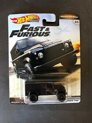 2019 Hot Wheels Premium Fast and Furious Off-Road LAND ROVER DEFENDER 110