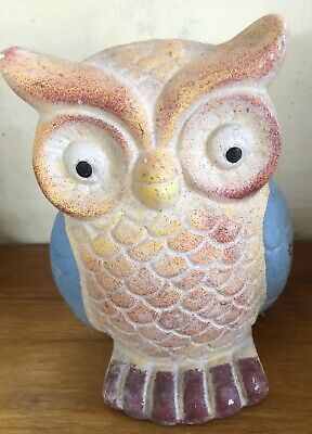 Latex Mould for making this Lovely Owl