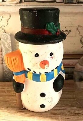 Latex Mould for making this lovely snowman