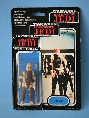 Vintage Star Wars Trilogo Meccano Dengar (Bounty Hunter)