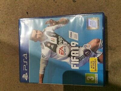 FIFA 19 - PS4 (Used) - UK - Standard Edition