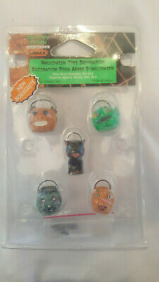 Lemax Spooky Town Halloween Tree Decorations - Free Shipping