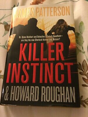 Killer Instinct by James Patterson And Howard Roughan (Hardcover)