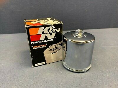 K&N KN-174C Performance Oil Filter For Harley Davidson