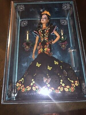 Barbie Dia De Los Muertos Doll - Day of The Dead IN HAND VERY HARD TO FIND!!