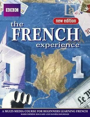 NEW The French Experience 1 Student Book By Anny King Paperback Free Shipping