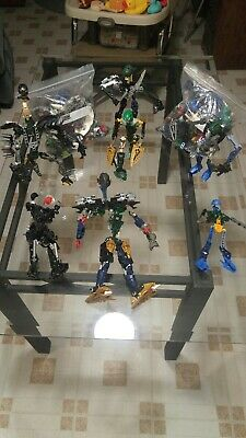 Mixed Lot of Lego Action figures Plus 2 Gallon Bags of Parts
