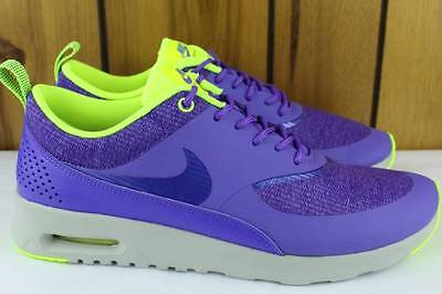 Nike Woman Air Max Thea Hyper Grape Size 8.0 New Rare Authentic Running