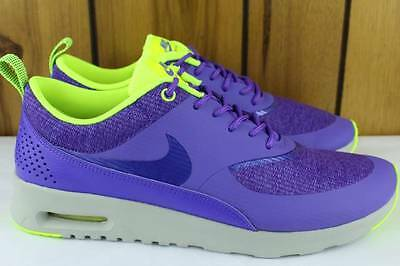 Nike Woman Air Max Thea Hyper Grape Size 7.5 New Rare Authentic Running