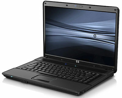 "PC PORTATILE HP 6735 Dualcore @ 2,ghz!  4GB ram! 250 Hd  15.4"" Webcan Wifi WIN10"