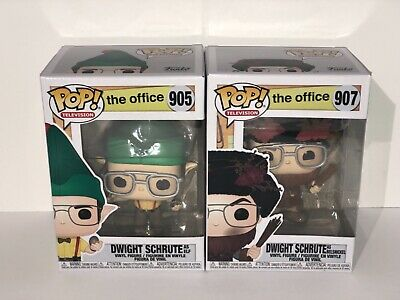 Funko Pop! The Office Dwight Schrute choices