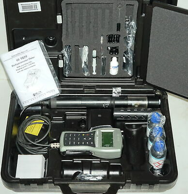 Hanna HI9829 MultiParameter Meter + HI7609829-4 Turbidity Probe *NEW*