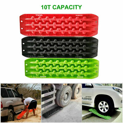 US Sand Snow Mud Tracks Recovery Traction Tire Ladder For 4WD Off-Road ATV Truck