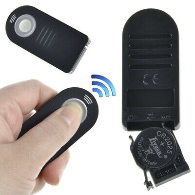Small ML-L3 IR Wireless Infrared Shutter Release Remote Control For Nikon DSLRZY