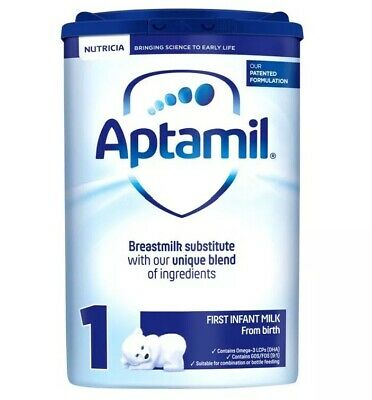 Aptamil 1 First Baby Milk Formula From Birth 800g