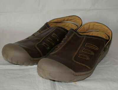 Clarks Brown Leather Sandals UK7