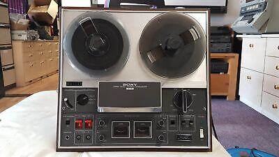 Sony TC-366 Reel to Reel tape player/recorder.
