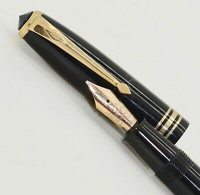Vintage Working Conway Stewart Duro 58 Fountain Pen 14Ct Duro No 58 Nib