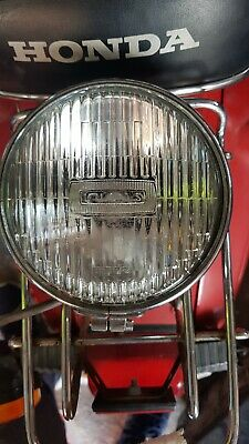 LUCAS FT6 chrome vintage spot lamp