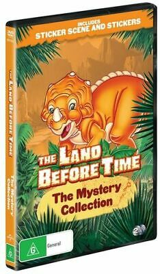 NEW The Land Before Time - The Mystery Collection DVD Free Shipping