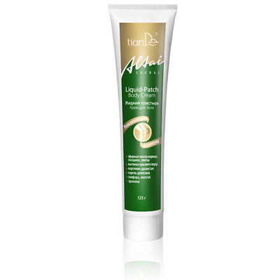 TianDe Body Cream  Paint Warming Massage Cream 125ml