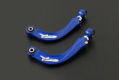 Hardrace Forged Rear Camber Arms for Ford Focus MK1 MK2 MK3 Mazda 3 5 C30 BLUE