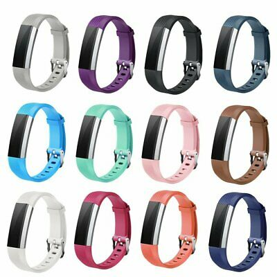 Silicone Replacement Wristband Watch Band Strap For Fitbit Alta/Fitbit Alta HR L
