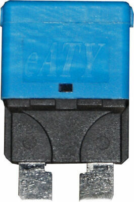 NEW 25A Circuit Breaker Blade Fuses, with automatic reset function pk of 1, car