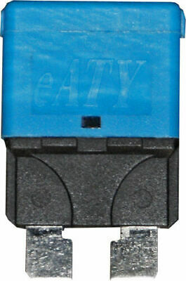 NEW 20A Circuit Breaker Blade Fuses, with automatic reset function pk of 1, car
