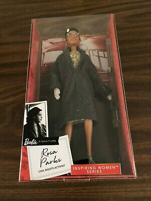 Barbie Inspiring Women Series ~ Rosa Parks ~ IN HAND SHIPS FAST